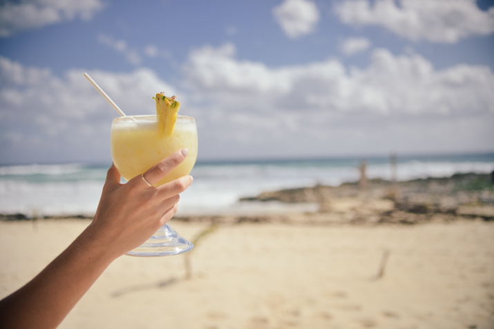 alcohol and fat loss