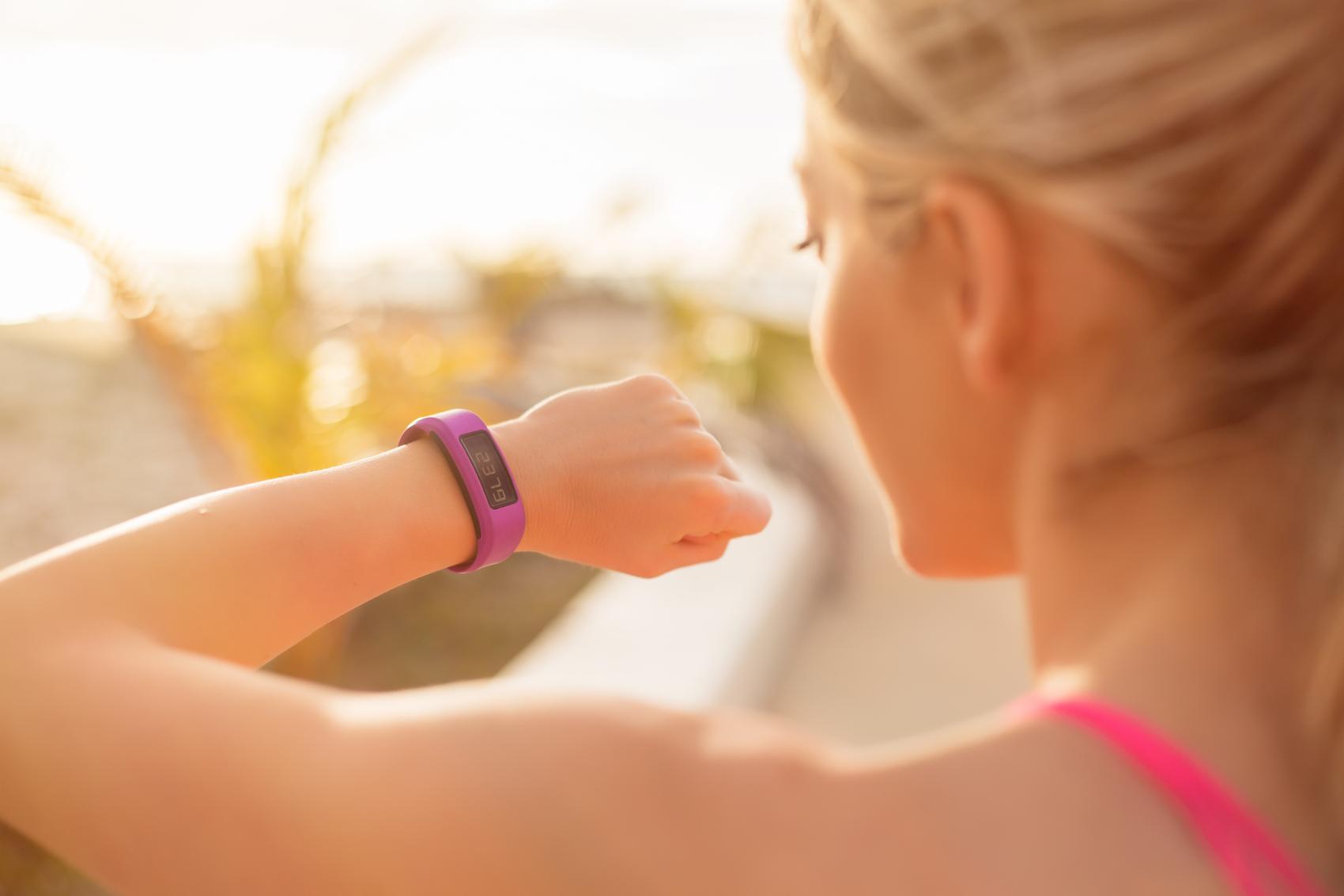 fitness technology device