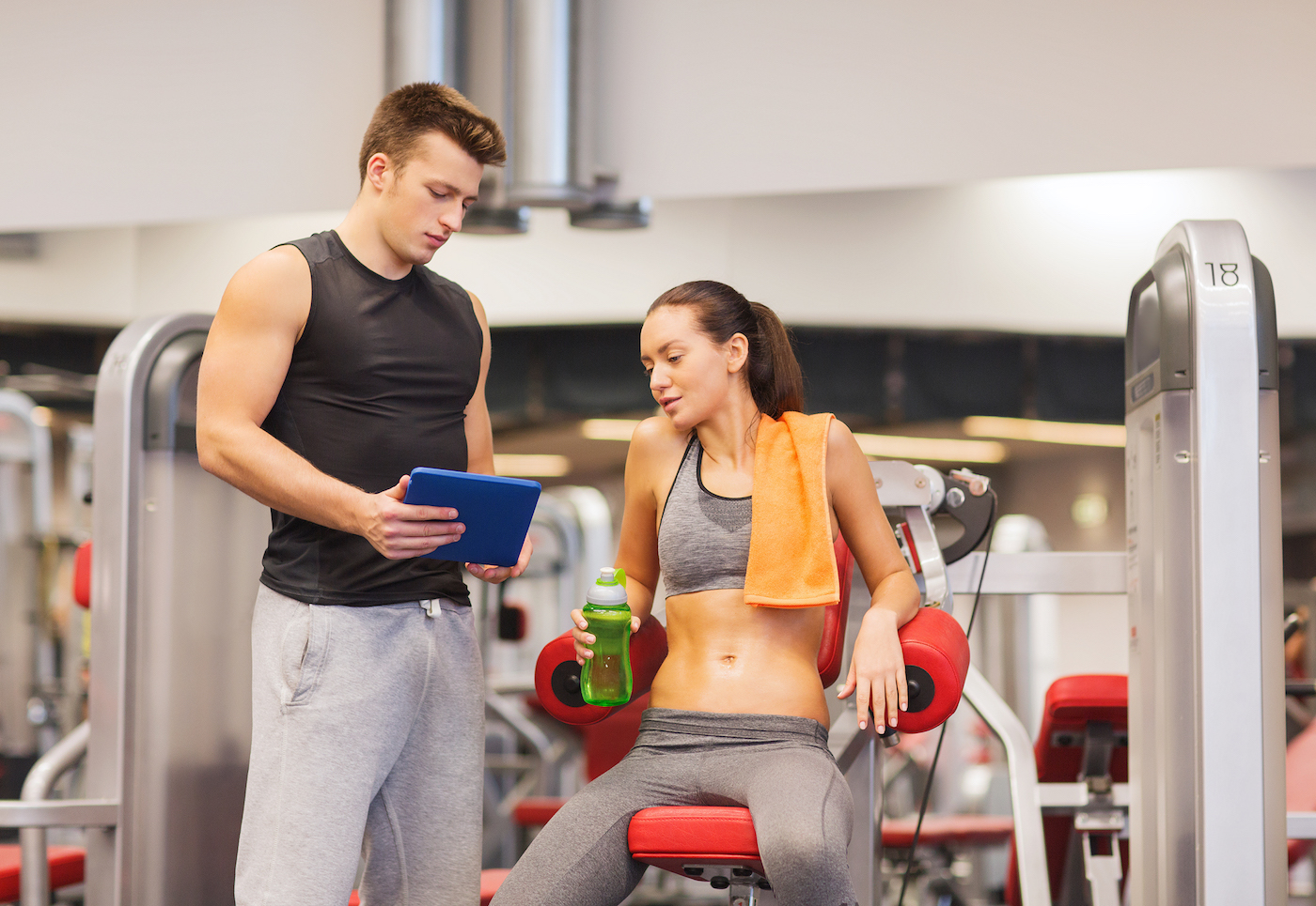 personal trainer services