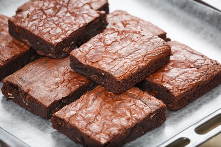 chocolate protein brownie recipe