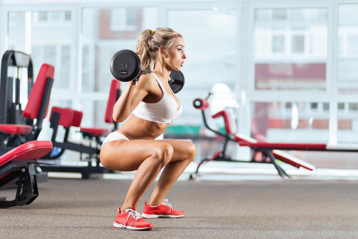 increase core strength