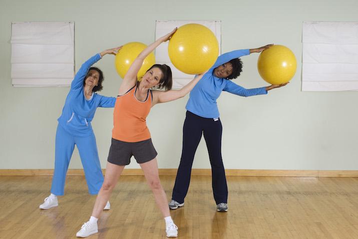 fitness fad