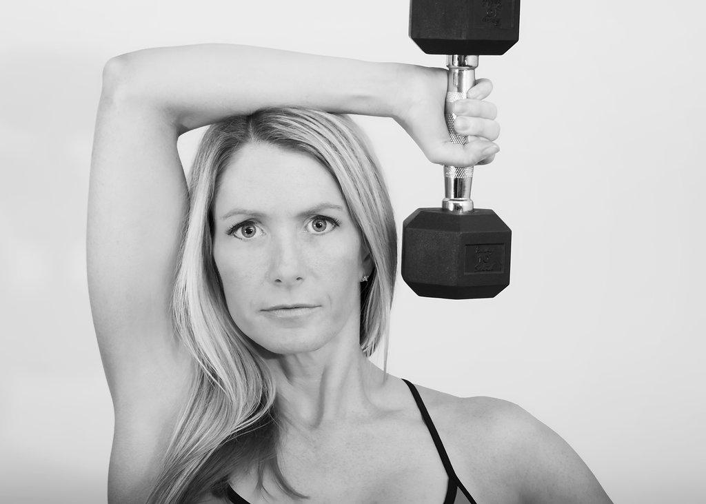 Nicole Simonin, Personal Trainer
