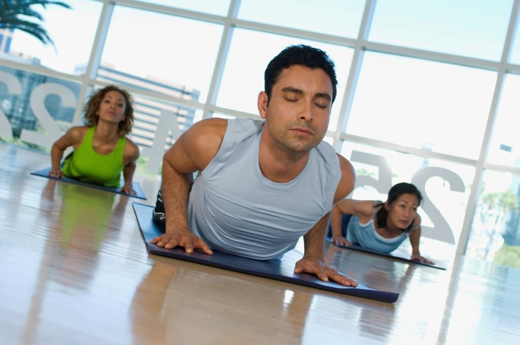 fitness priority