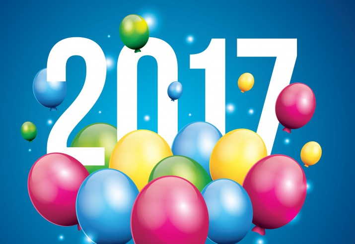 Happy New Year: 2017 Your Best Year Yet!