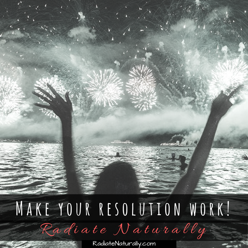 Make your Resolution Work