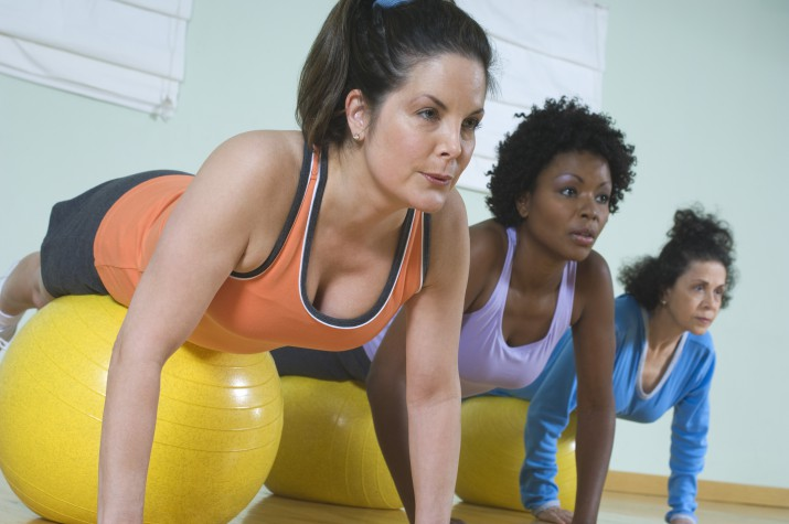 Fitness Classes: For Fun and For a Change!