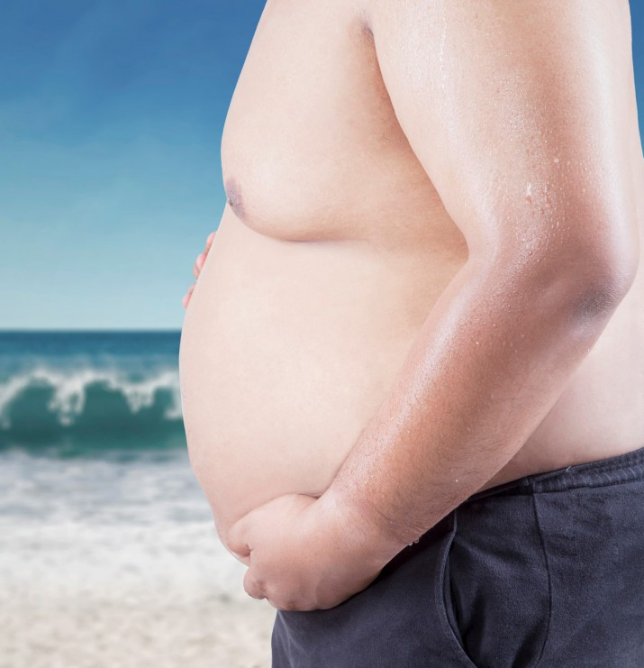 Moobs, Love Handles & Other Challenges Men Face