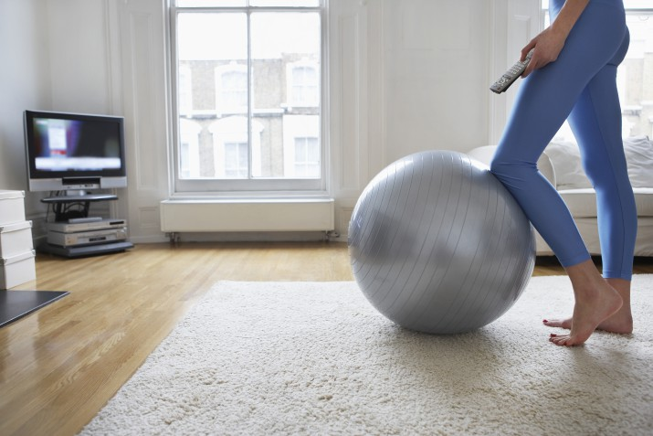 Not enough time to go to the gym? Try one of these 15 min workouts