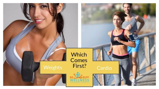 Cardio or Strength Training: Which Comes First?