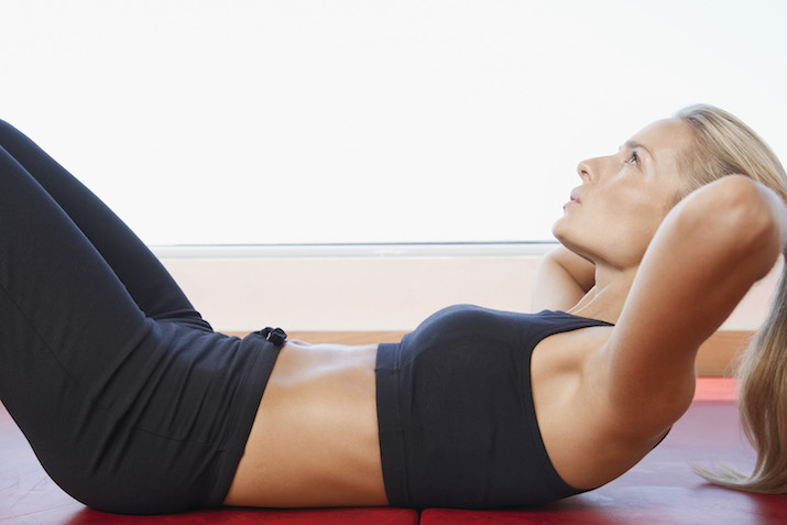 what is the best circuit training exercise table or template?