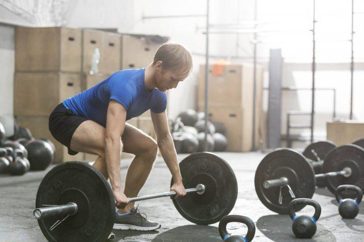 Free Weight Core Lift Basics