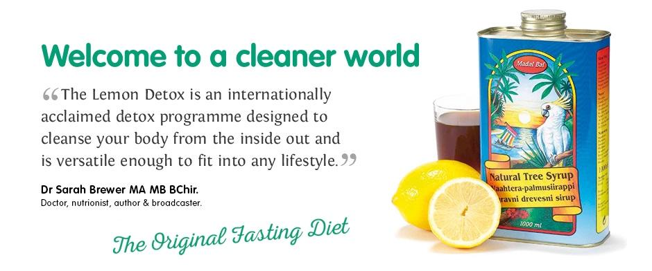 The Lemon Detox Diet Plan Trainerize Me