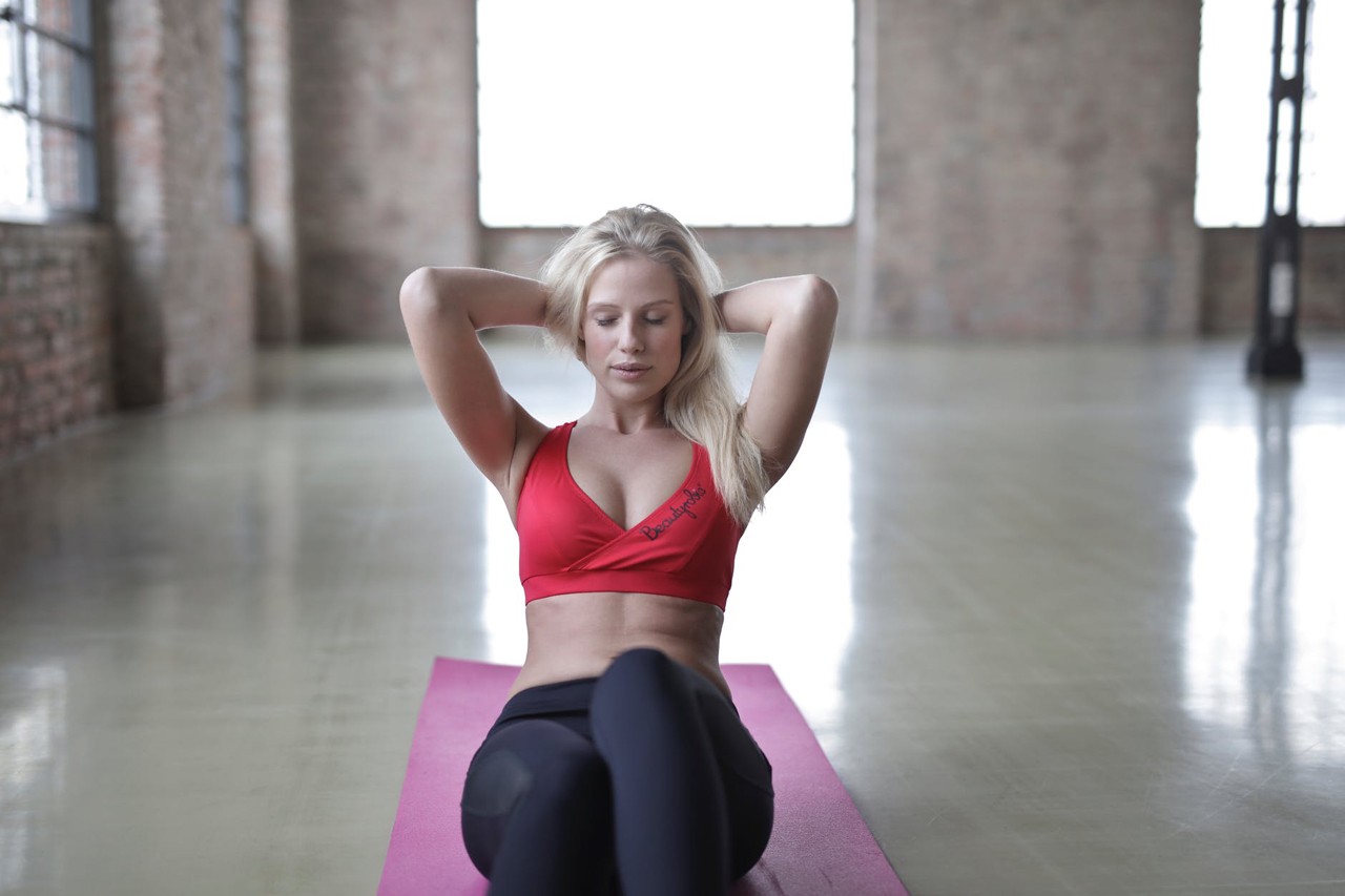 Want a Flat Belly - Stop Doing Sit-ups