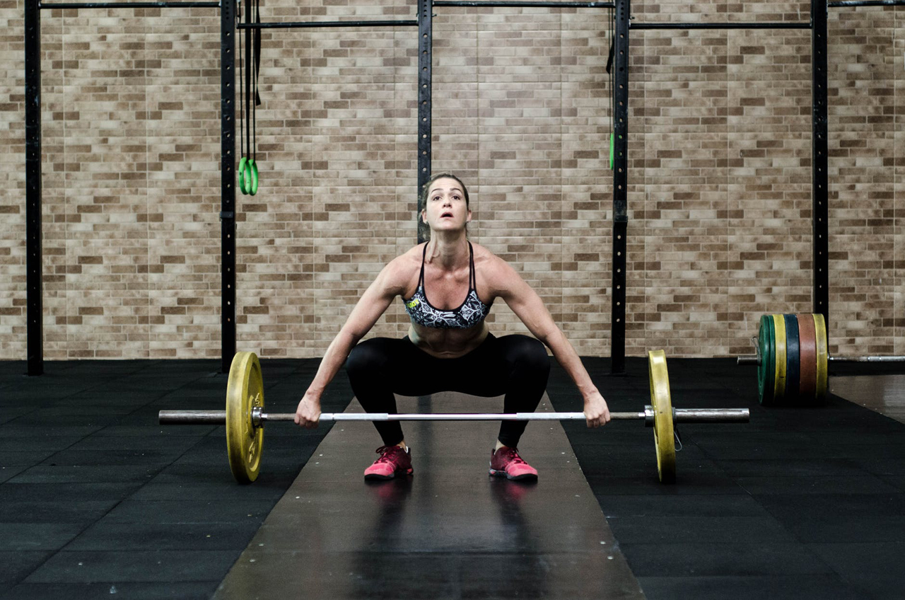 Women who lift and its benefits