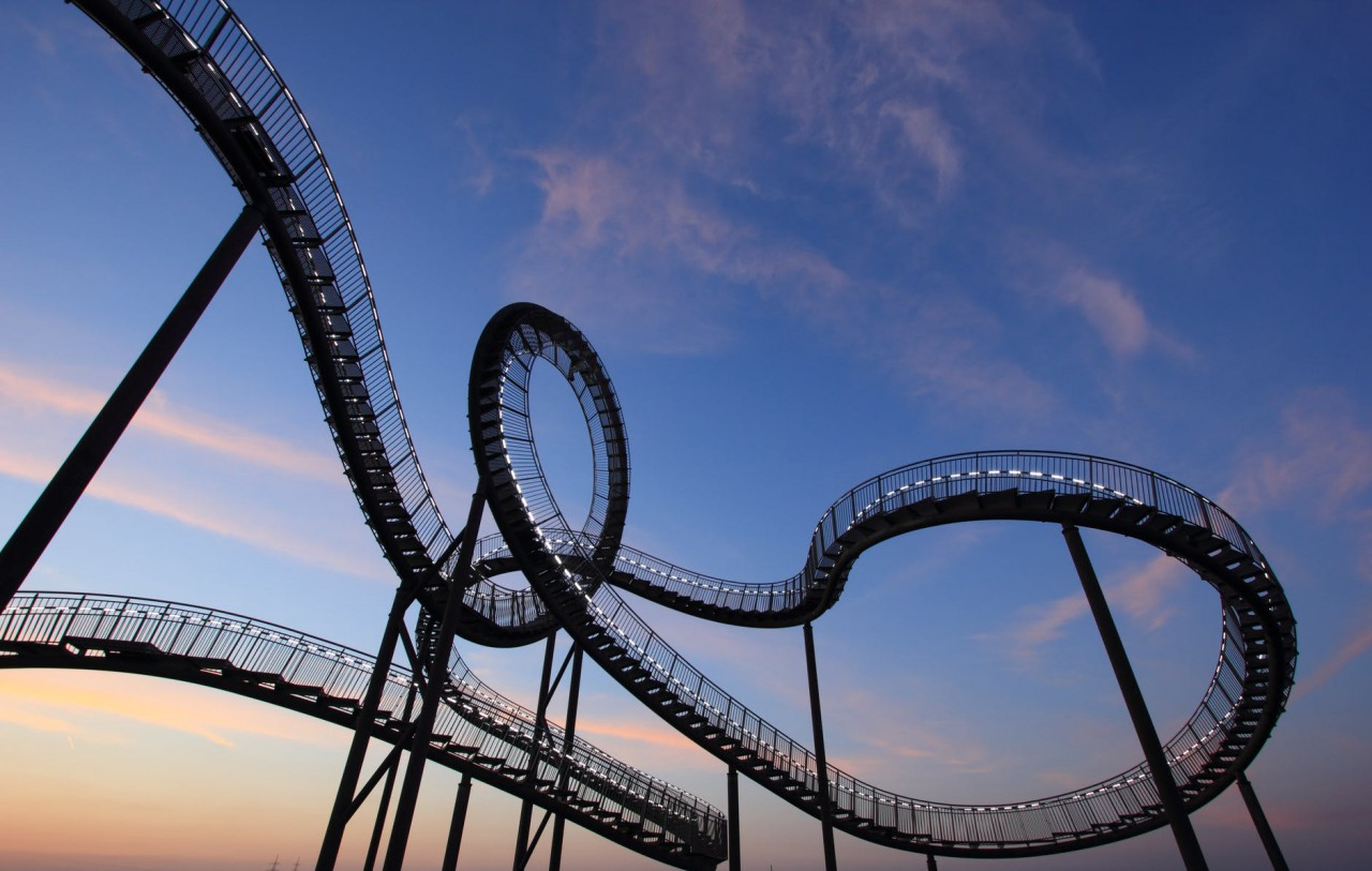 The Diet Roller Coaster - Are You on It