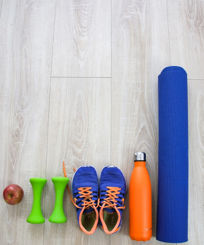 20 Minute HIIT Workout to Try at Home