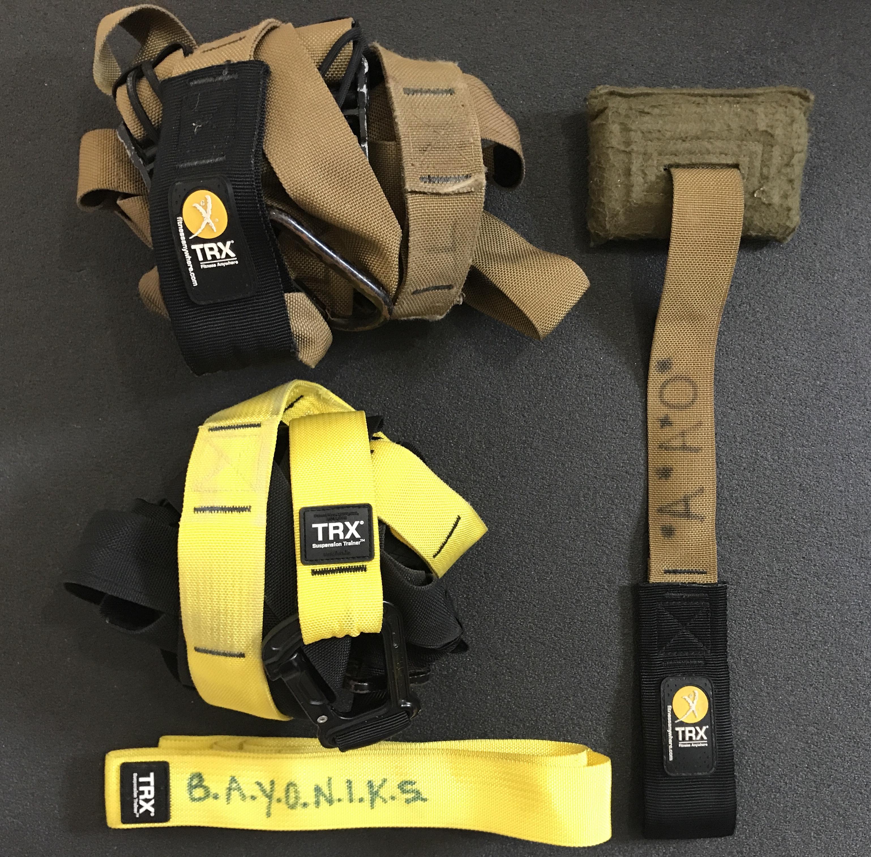 Equipment TRX