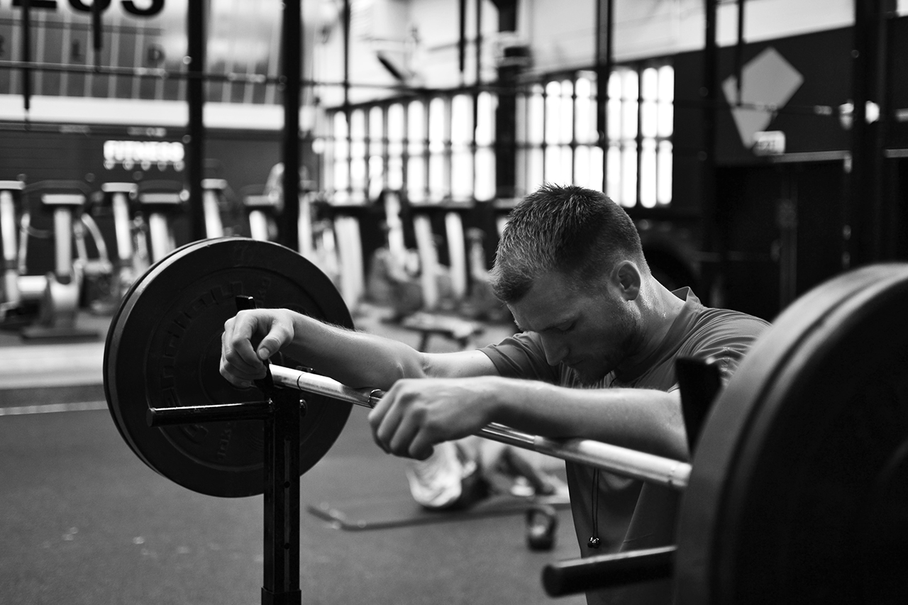 Anxiety in the Gym