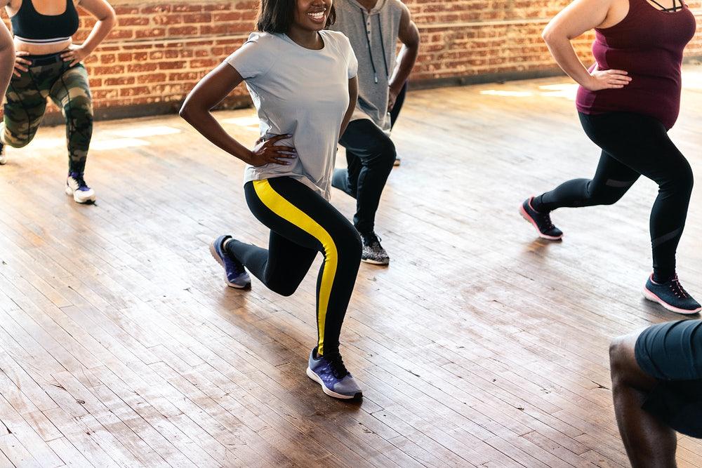 single-leg exercise
