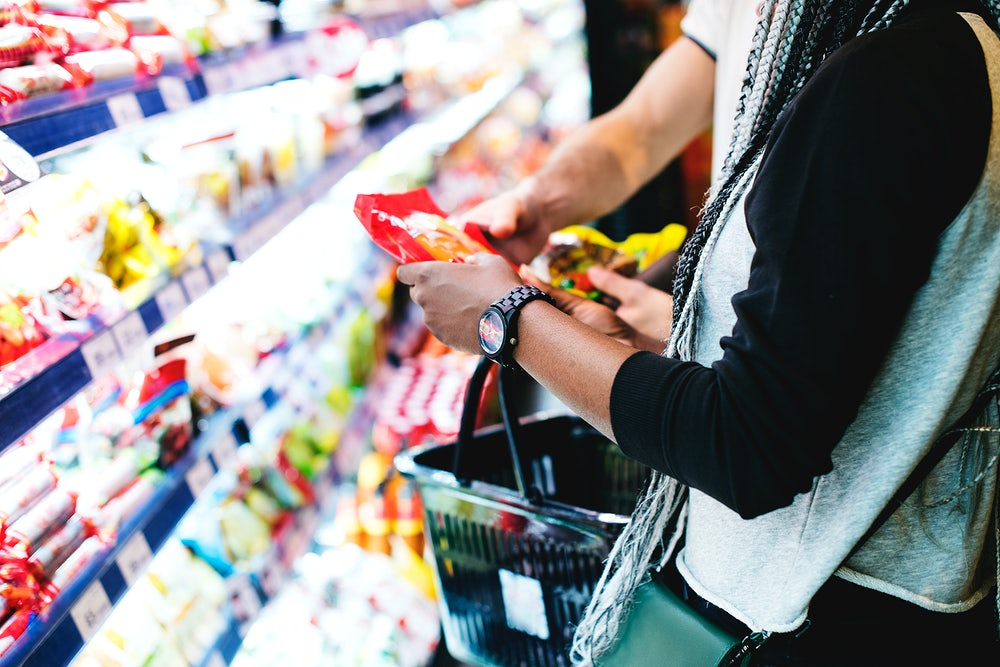 Grocery Store Tricks