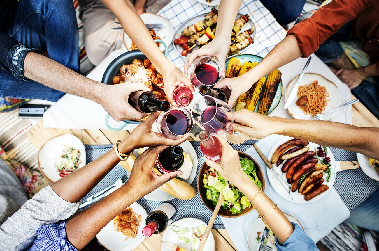 Healthy Nutrition Habits During the Holiday Feasts