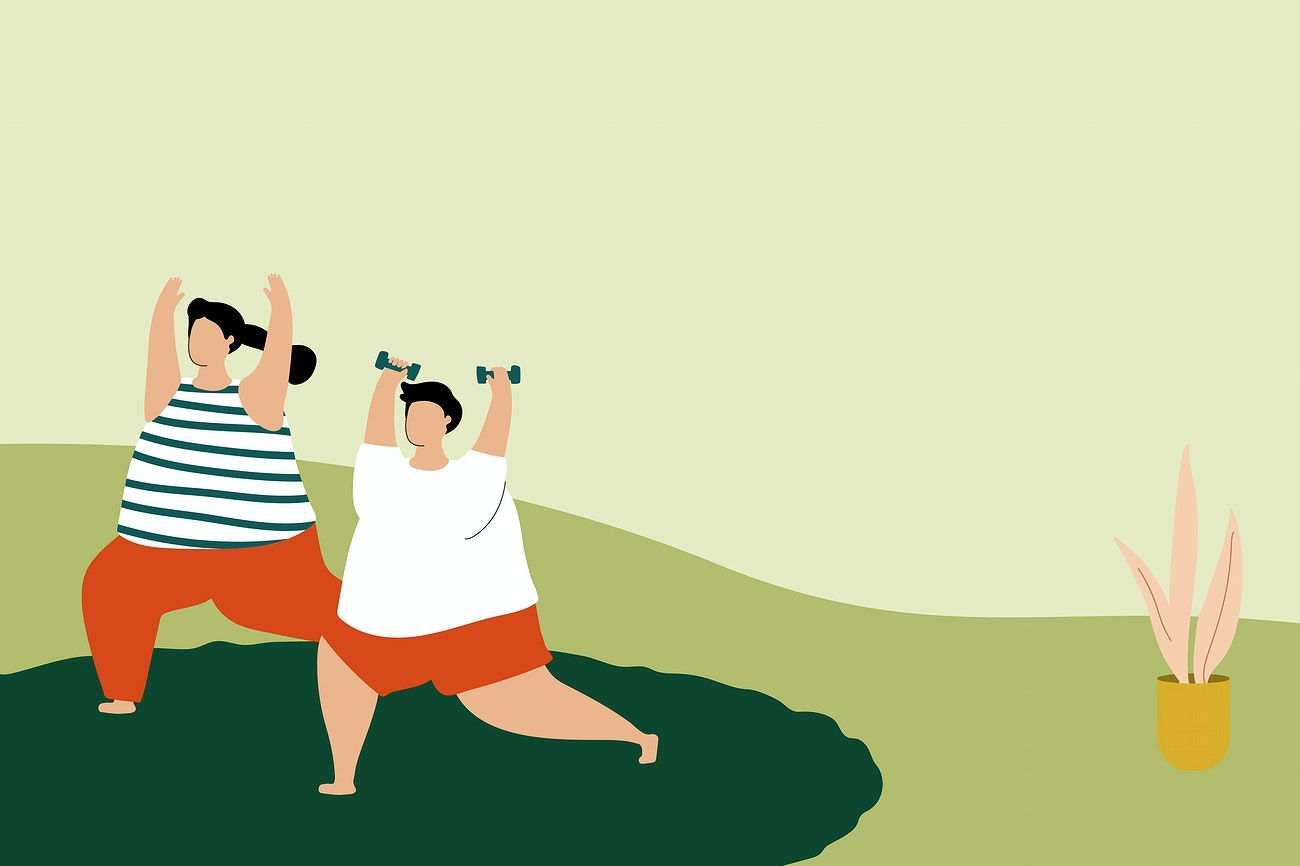 Fight Obesity and Covid 19 in Just 12 Minutes