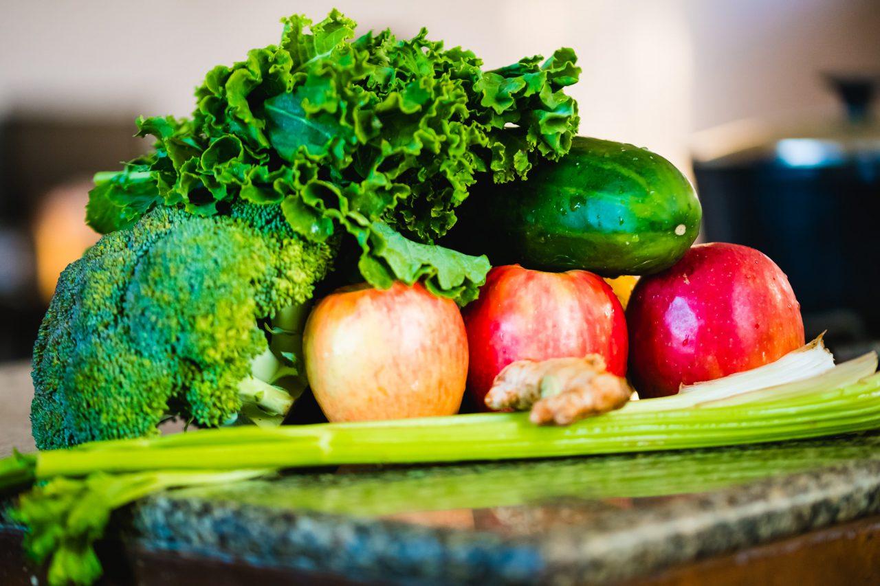 food strengthen immune system